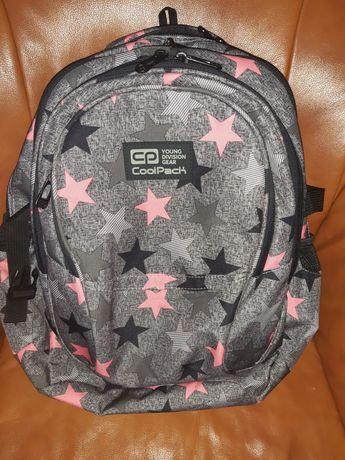 Plecak szkolny Coolpack jak nowy