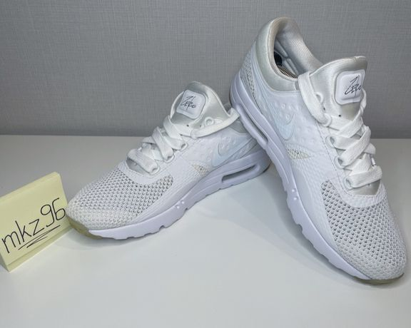 Nike Air Max Zero QS Platinum EUR 42.5 US 9