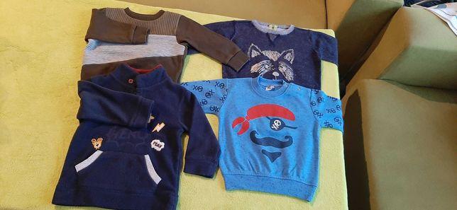 Paka, ubranka, ciuszki chłopięce 74 - 92, dla chłopczyka, chłopiec