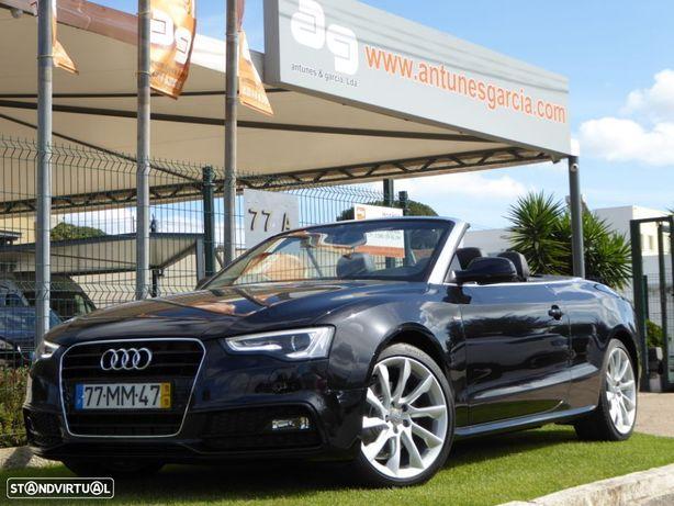 Audi A5 Cabrio Cabrio.3.0 TDi Multitronic S-line