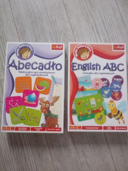 Gra Abecadło i English ABC Krosno - image 1