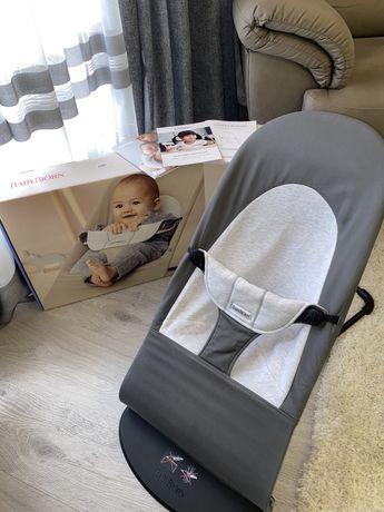 Шезлонг-качалка Babybjorn