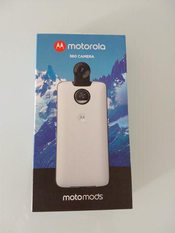 Moto mods camera 360