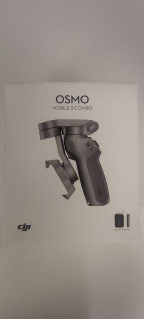 gimbal DJI Osmo Mobile 3 Combo jak nowy
