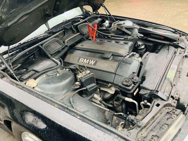 Розбор BMW E39 728i салон потолок мотор рестайл декор БМВ Е38 М52Б28ТУ