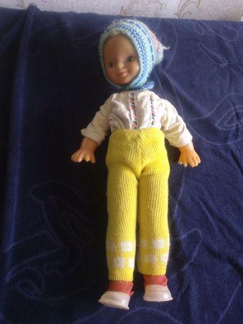 Кукла большая  советского времени