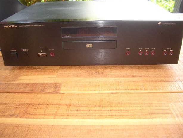 Otwarzacz cd Rotel RCD 991 AE