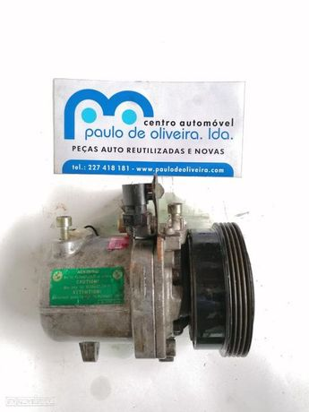 Compressor Do Ar Condicionado Bmw 3 (E36)