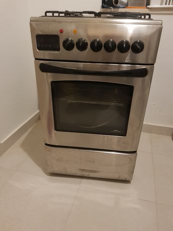 Kuchenka gazowo - elektryczna Mastercook