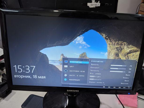 Монитор Samsung s19d300ny