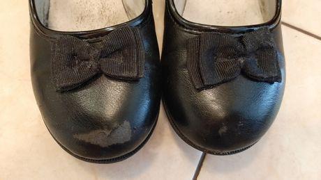 Кожаные туфли 30 р. б/у
