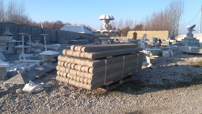 Słupki betonowe 6/8 2 m 12,50 zl