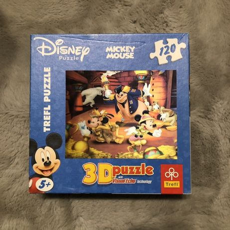 Puzzle Disney Mickey Mouse 3D