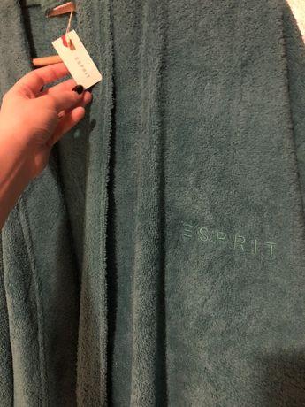 Szlafrok Espirit markowy rozmiar XL, nowy z metkami