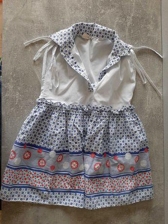 sukienka rozmiar 98