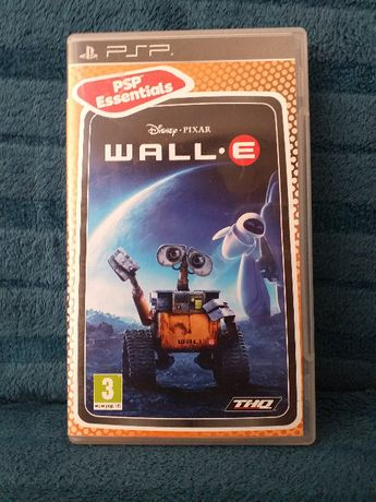 Disney Pixar WALL-E gra na PSP