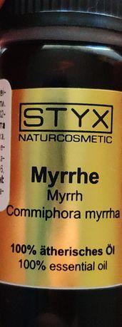 Эфирное масло Styx Стикс - Мирры,  и AZ ладанник+бонус