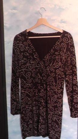 Tunika sukienka bluzka ciążowa L
