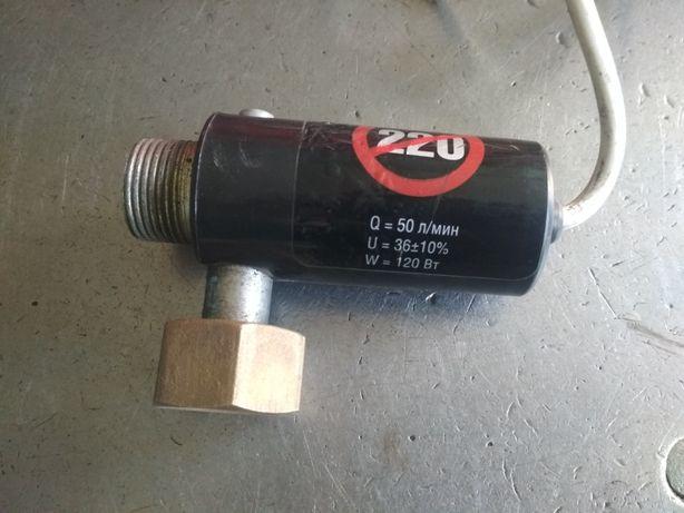 Подогреватель газа ПЭГ-3