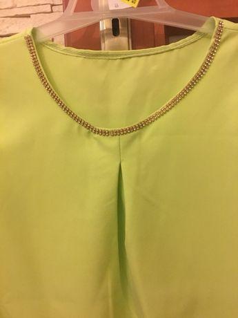 Limonkowa bluzka27zl z wysylka