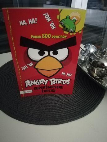 Angry Birds ponad 800 dowcipów super śmieszne żarciki Papilon
