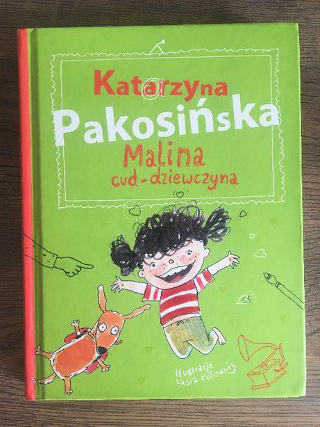 Malina cud-dziewczyna Katarzyna Pakosińska