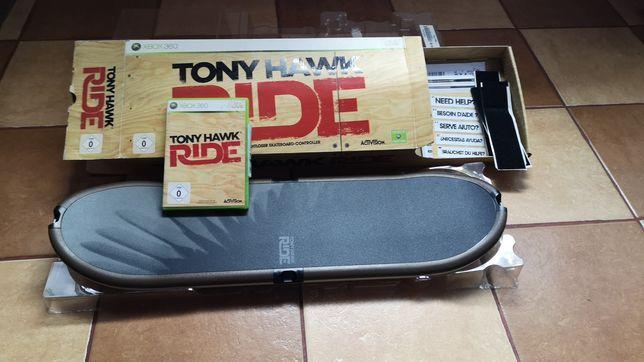 Gra Tony Hawk RIDE Xbox 360 + dedykowana deska do gry Tony Hawk Ride