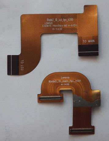 Taśma lcd + sygnałowa Lenovo Yoga 2 1050L komplet