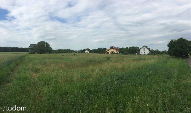 Atrakcyjny teren niedaleko trasy Bydgoszcz - Toruń