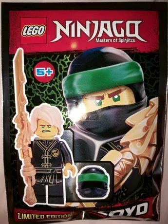 LEGO NINJAGO 891834 Lloyd + Broń Limited Edition NOWE Lublin