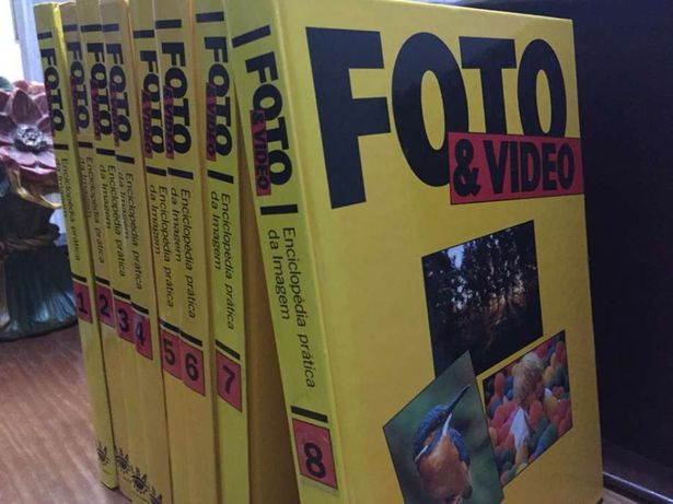 Enciclopédia prática da Imagem Foto e Vídeo