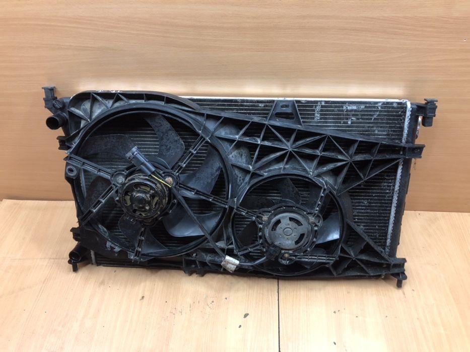 Вентилятор основного радиатора  2.5 DCI Рено Трафик Опель Виваро Судовая Вишня - изображение 1