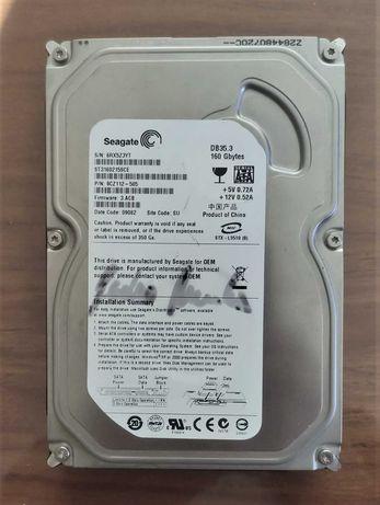 Disco HDD 3.5 de 160G.
