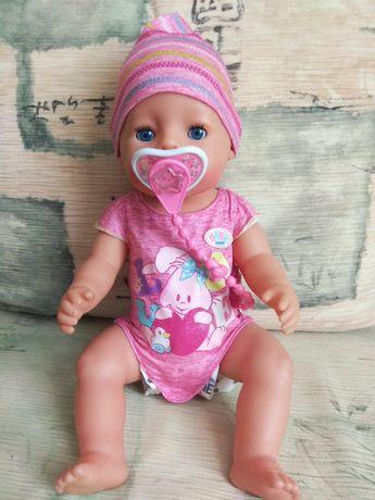 Кукла Baby Born Zapf Creation с одеждой и переноской