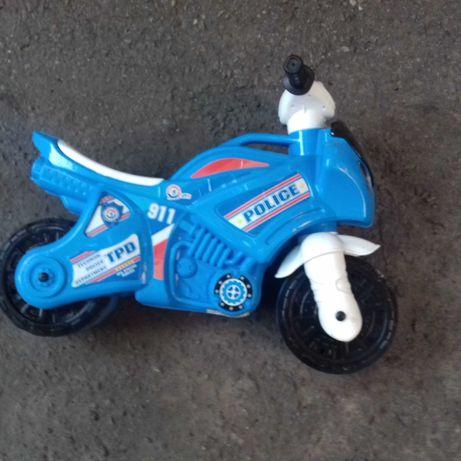 Мотоцикл детский 2-колесный
