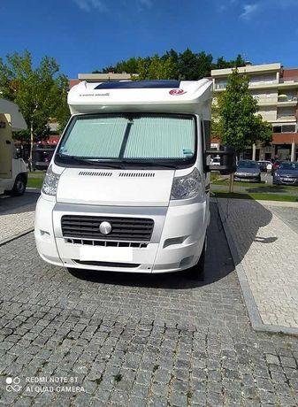 Autocaravana Euromobil Perfilada