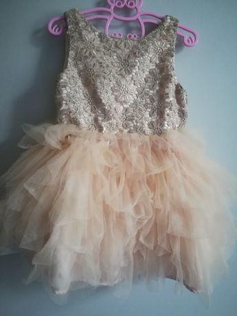 H&M Sukienka roz.110
