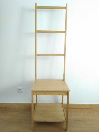 Ikea Ragrund cadeira/toalheiro