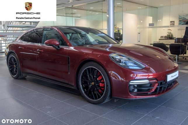 Porsche Panamera II GTS 480 KM Cherry Metallic Wynajem/Leasing