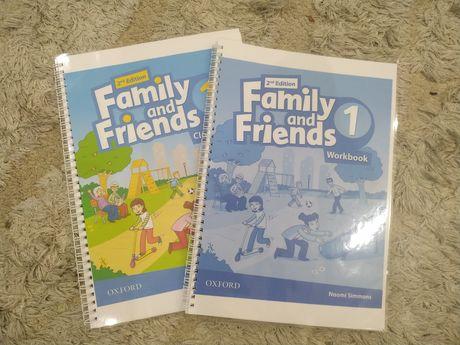 Family and friends 1,2,3,4 копії книжок