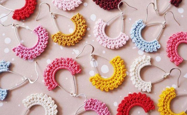 Artesanato em crochet
