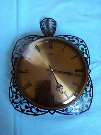 Zegar ścienny Atlanta Electric ( lata 60/70 ) Okazja !