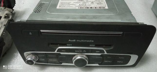 Audi Multimedia Navi RMC Audi A1 LIFT 8XA035192A radio
