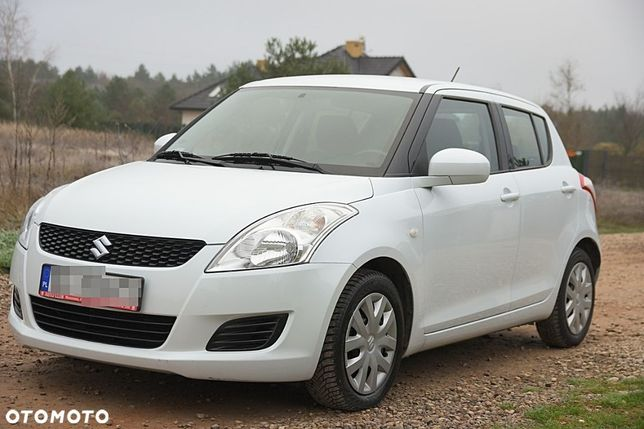 Suzuki Swift 1.3 Benzyna * Salon PL * SUPER ZADBANE!