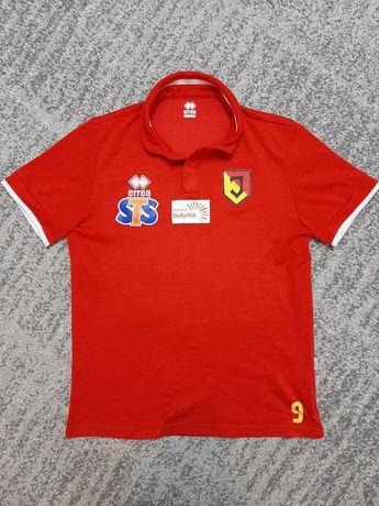 Errea Jagiellonia Białystok Jaga koszulka polo t-shirt 9 rozmiar M