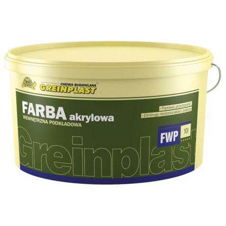 Farba akrylowa Greinplast FWP 10L