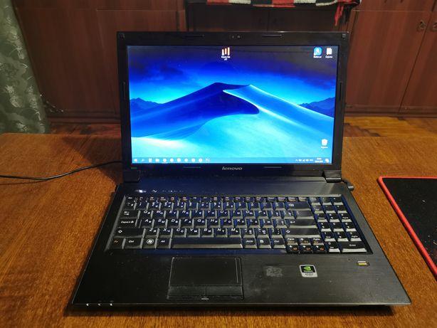 Продам ноутбук Lenovo B560