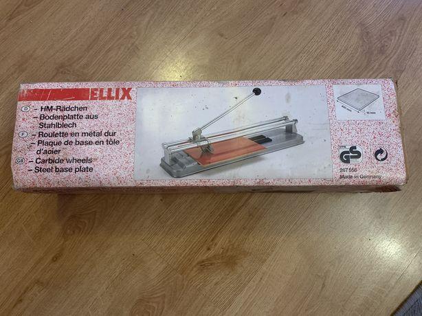 Niemiecka maszynka/obcinarka Ellix do płytek/glazyry