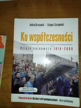 Historia Ku współczesności dzieje najnowsze 1918 - 2006