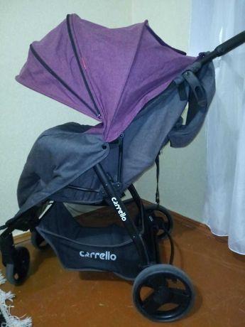 Прогулочная коляска Carrello Мaestro в использовании всего 6 мес